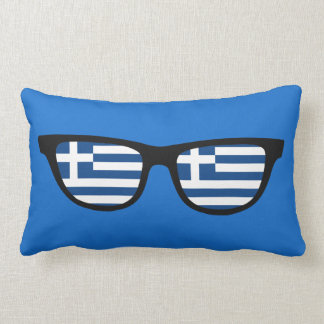 Greek Shades custom throw pillows