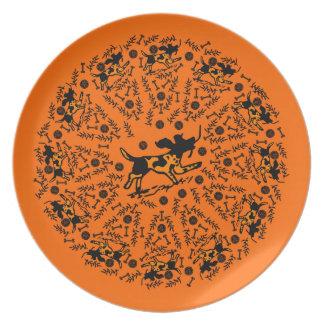 Greek Style Plate