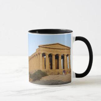 Greek Temple Mug