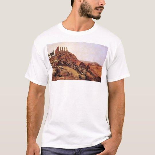 Greek Temple T-Shirt
