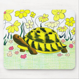 Greek Tortoise Mouse Mat
