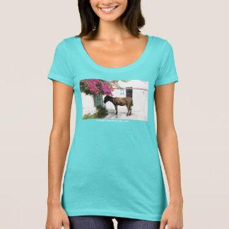 GreekIslandHouse.com Donkey Mascot T-Shirt