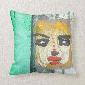 greeman mask for earth cushions