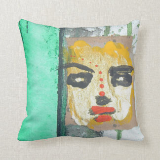 greeman mask for earth pillows