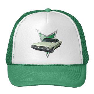 Green 1961 Ventura Bubble Top Cap