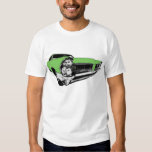 Green 1965 Pontiac Grand Prix Shirts