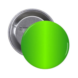 Green 4 - Lawn Green and Forest Green Gradient 6 Cm Round Badge