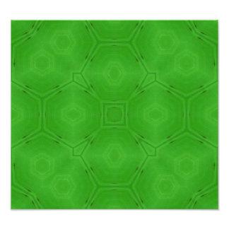 Green abstract wood Pattern Photo Art
