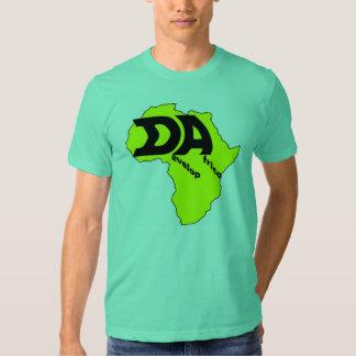 Green Africa T Shirt
