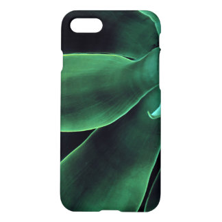 Green Agave Attenuata Leaves iPhone 7 Case