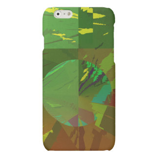 Green Amazon Abstract iPhone 6 Plus Case