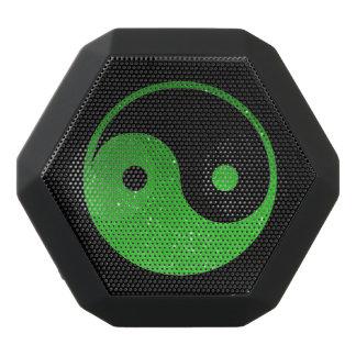 Green and Black Yin Yang Boombot REX Speaker