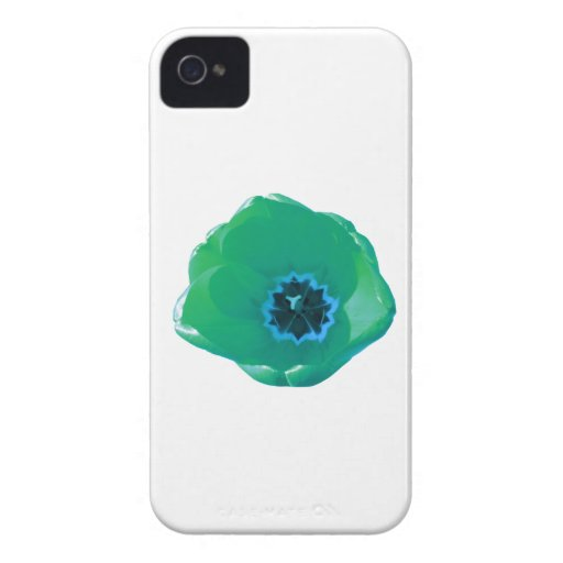 Green and Blue Tulip Blackberry Bold Case