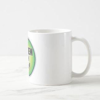 Green And Go Coffee Mugs