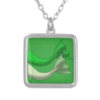 Green and Green Macaroon Mermaid Tails Jewelry