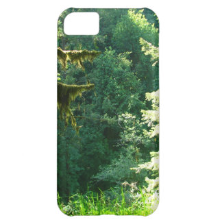 Green and Lush Case For iPhone 5C