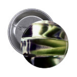 green and purple glass buttons