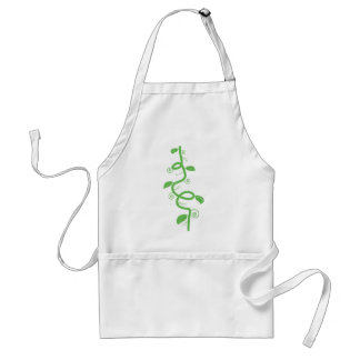 Green and the Beanstalk Standard Apron