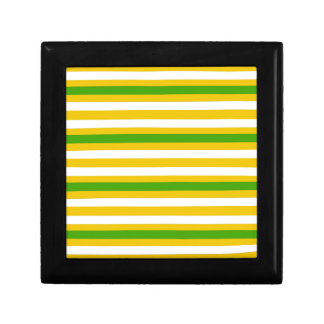 Green and Yellow Look Gift Box
