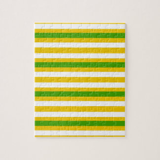 Green and Yellow Look Jigsaw Puzzle