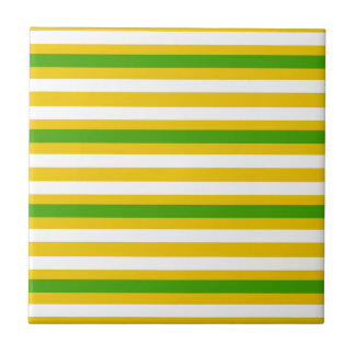 Green and Yellow Look Tile