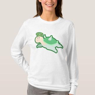 Green Angel Turtle T-Shirt