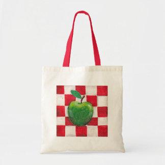 Green Apple bag
