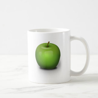 Green Apple Coffee Mug