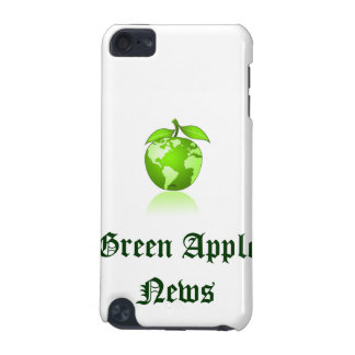 Green Apple ipod tuch case iPod Touch (5th Generation) Covers