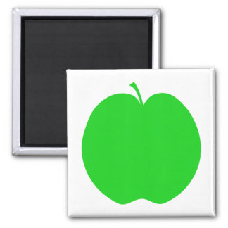 Green Apple. Magnet