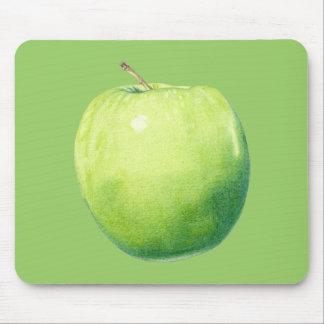 Green Apple Mousepad