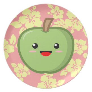 Green Apple Plate