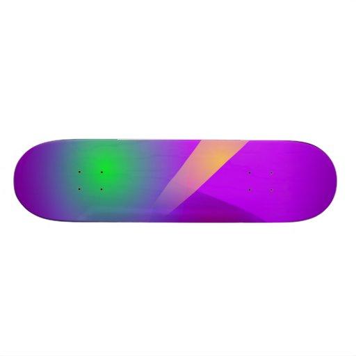 Green Apple Skate Decks