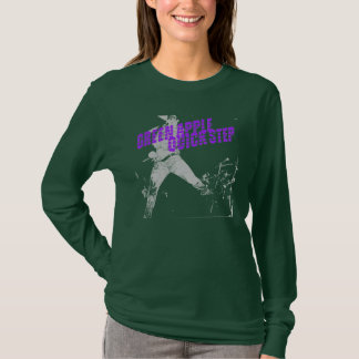 green apple tee PURPLE-no backgrnd