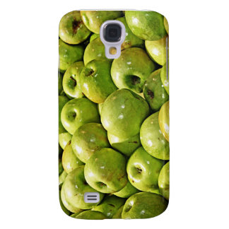 Green Apples Galaxy S4 Case