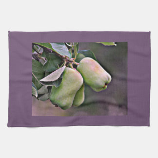 Green Apples Kitchen Towel