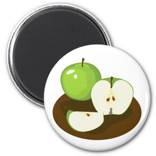 Green Apples Magnet