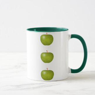GREEN APPLES Mug