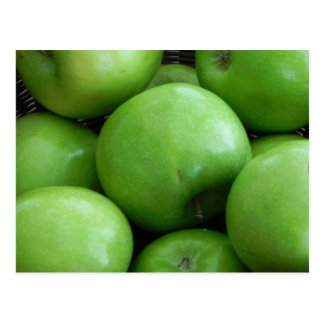Green Apples Postcards