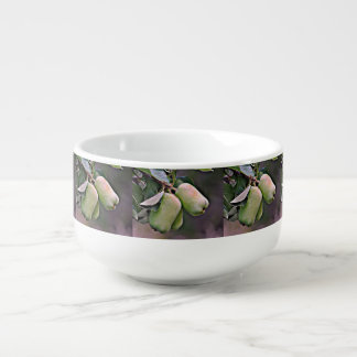 Green Apples Soup Mug