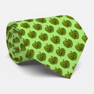 Green Apples Tie