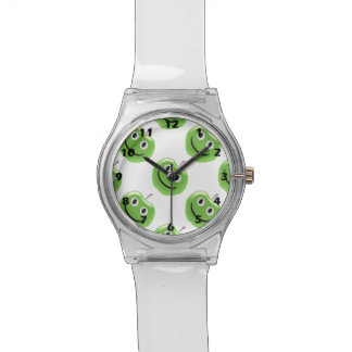 Green Apples Watches