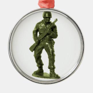 Green Army Man Ornaments