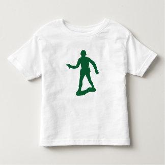Green Army Man Tee Shirt