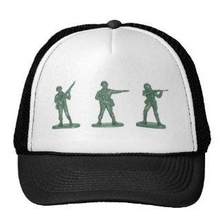 Green Army Men Cap