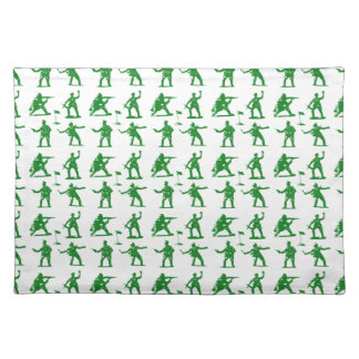 Green Army Men Placemats