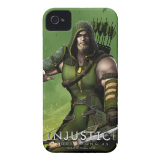 Green Arrow Case-Mate iPhone 4 Cases