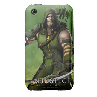 Green Arrow iPhone 3 Case-Mate Cases