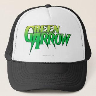 Green Arrow Logo 3 Trucker Hat