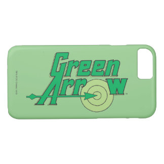 Green Arrow Logo iPhone 8/7 Case